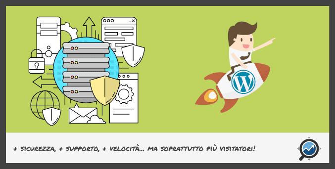 Miglior Hosting WordPress: un unico trucco per il successo del tuo sito web
