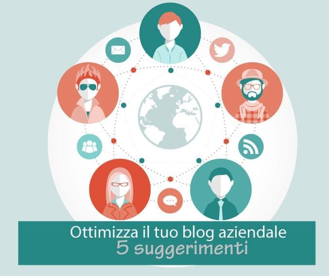 Blog aziendale: successo in 5 passaggi