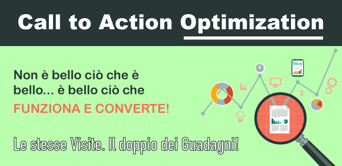 Call to Action Optimization: Stessi visitatori, Più conversioni
